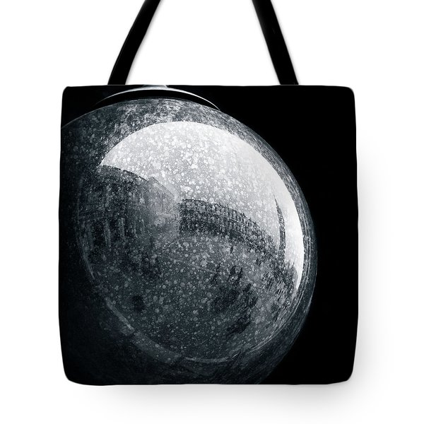 San Marco Orb Tote Bag by Dave Bowman