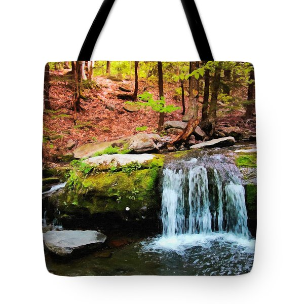Sanctuary Tote Bag by Lianne Schneider