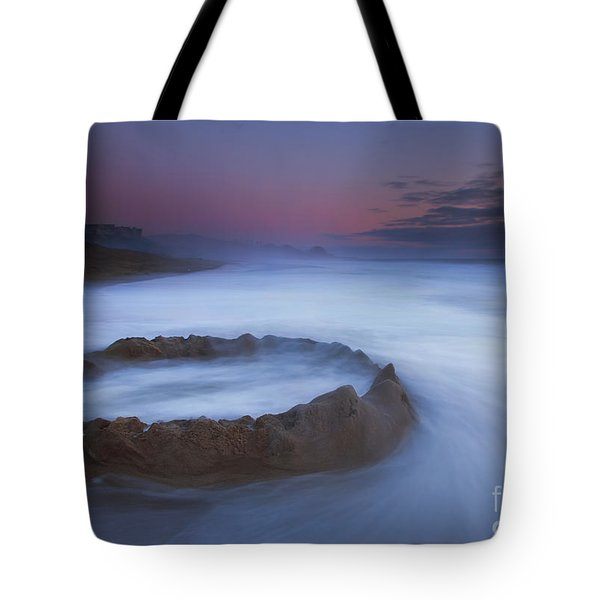 Sand Castle Dream Tote Bag by Mike  Dawson