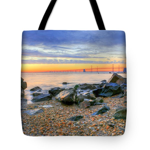 Sandy Tote Bag by JC Findley