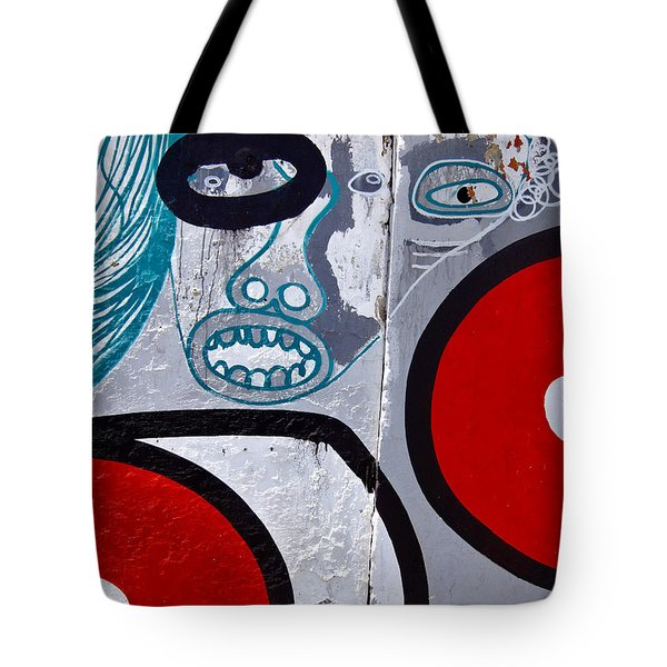 Sao Paulo Graffiti I Tote Bag by Julie Niemela
