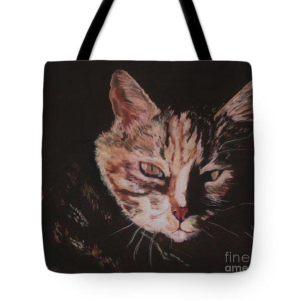 Sasha Tote Bag by Pat Saunders-White