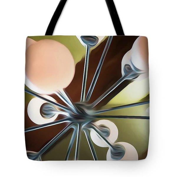 Satellite Tote Bag by Scott Norris