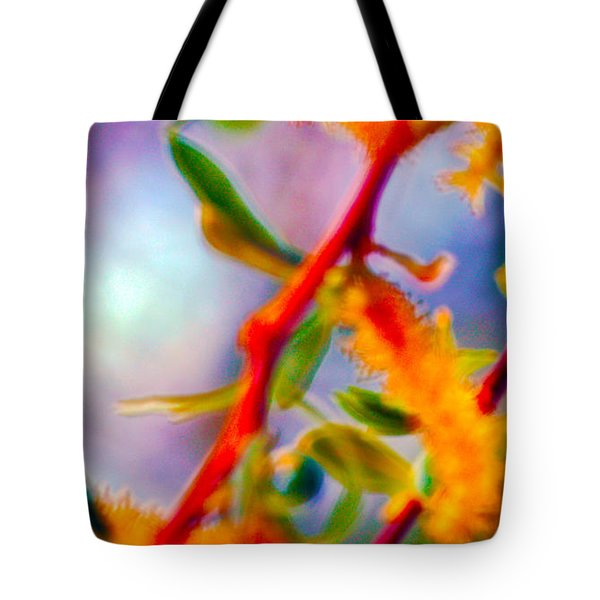 Saturated  Tote Bag by Brent Dolliver