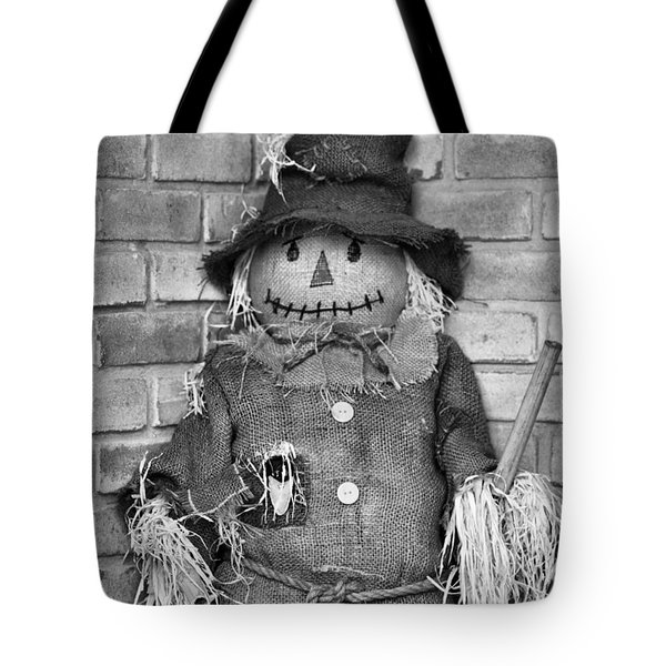 Scarecrow Tote Bag by Dan Sproul