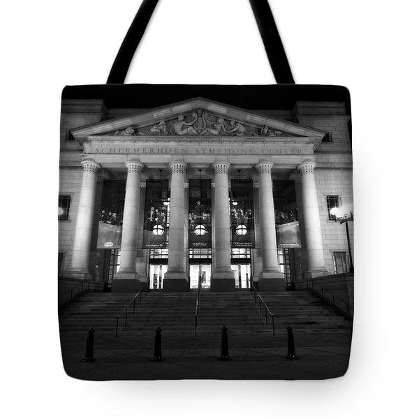 Schermerhorn Symphony Center In Nashville Tote Bag by Dan Sproul