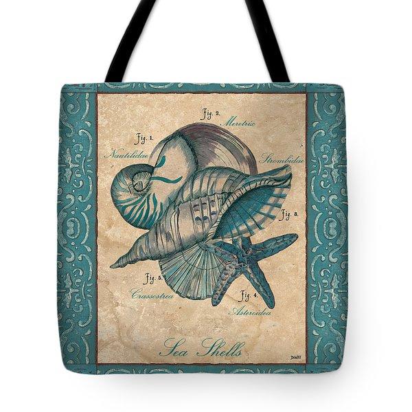 Scientific Drawing Tote Bag by Debbie DeWitt