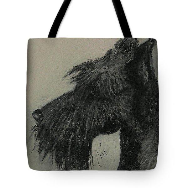 Scottish Delight Tote Bag by Cori Solomon