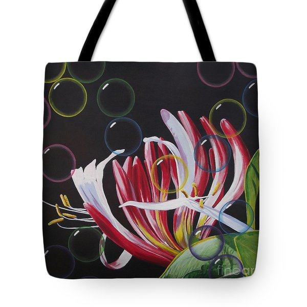 Screensaver Tote Bag by Devon Featherstone