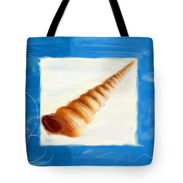 Sea Jewel Tote Bag by Lourry Legarde