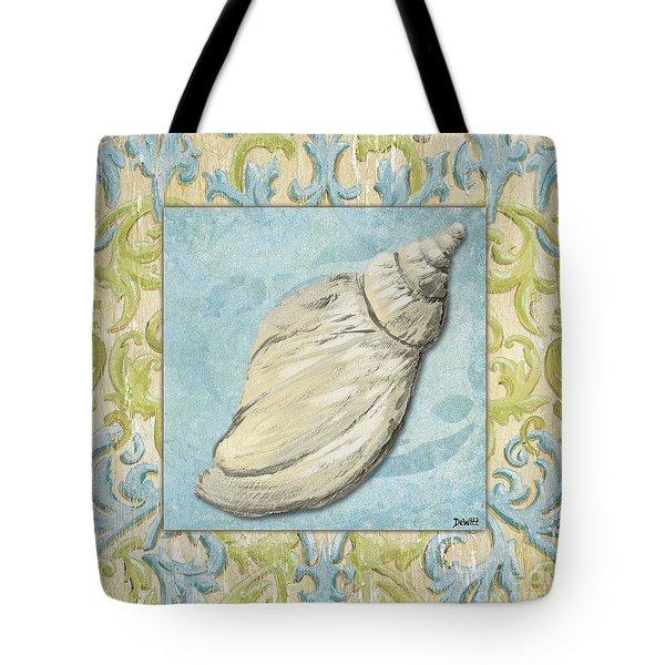 Sea Spa Bath 2 Tote Bag by Debbie DeWitt