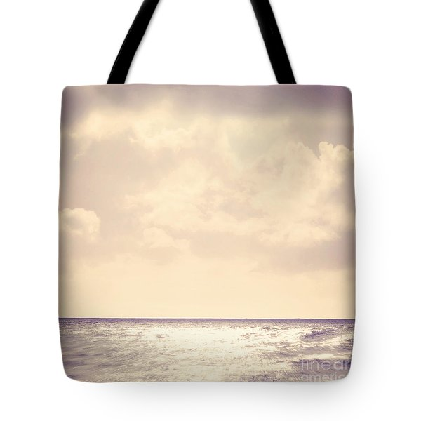 Sea Sparkle Tote Bag by Lyn Randle