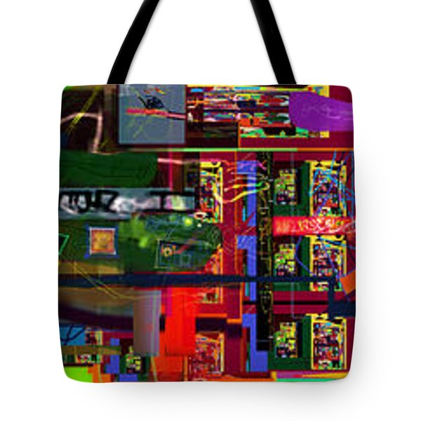 search for the straying son 14d Tote Bag by David Baruch Wolk