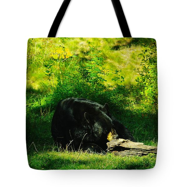 Searching For That Last Termite Tote Bag by Jeff Swan