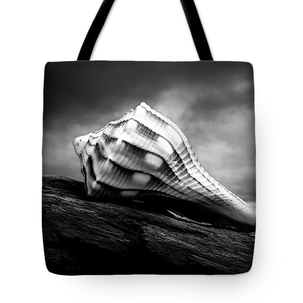 Seashell Without The Sea Tote Bag by Bob Orsillo