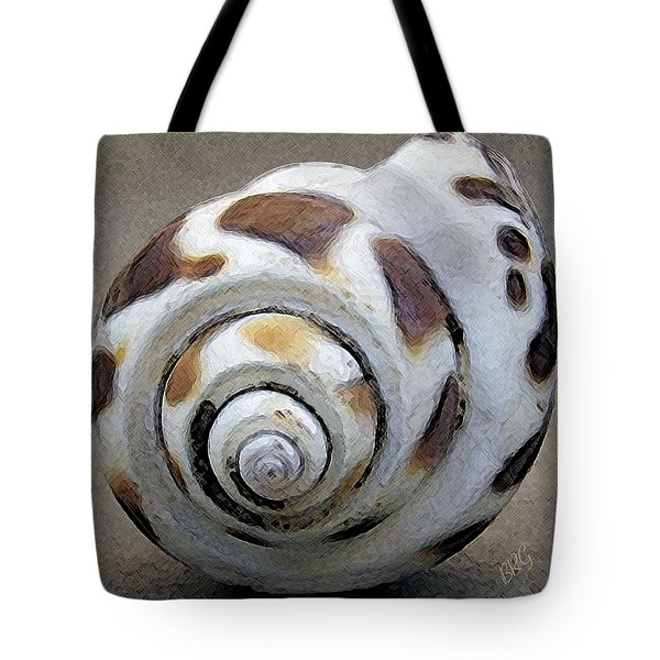 Seashells Spectacular No 2 Tote Bag by Ben and Raisa Gertsberg