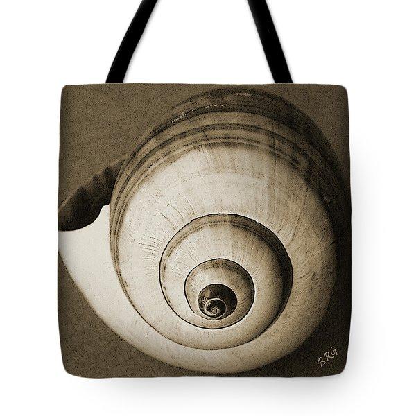 Seashells Spectacular No 25 Tote Bag by Ben and Raisa Gertsberg