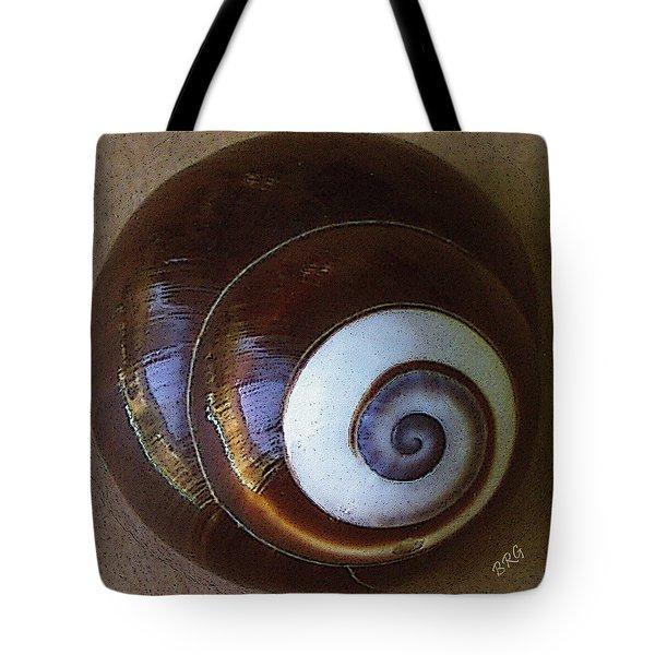 Seashells Spectacular No 26 Tote Bag by Ben and Raisa Gertsberg