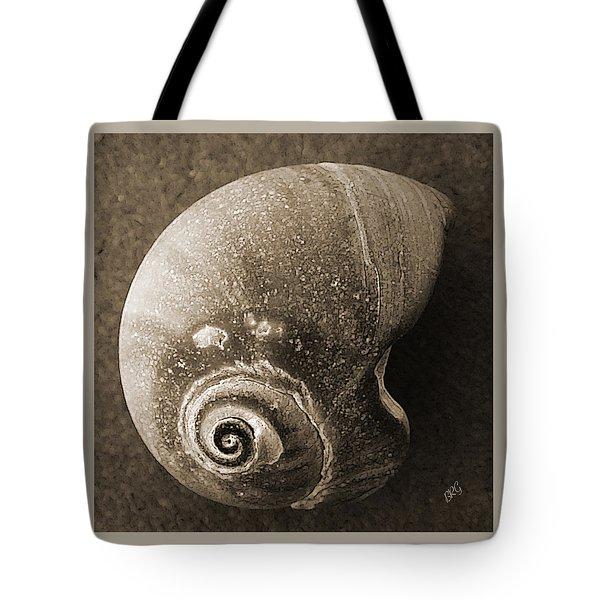 Seashells Spectacular No 31 Tote Bag by Ben and Raisa Gertsberg