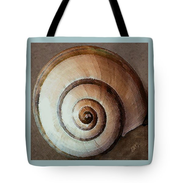 Seashells Spectacular No 34 Tote Bag by Ben and Raisa Gertsberg