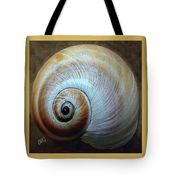 Seashells Spectacular No 36 Tote Bag by Ben and Raisa Gertsberg