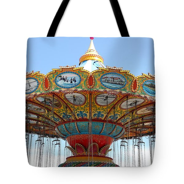 Seaswings At Santa Cruz California 5D23888 Tote Bag by Wingsdomain Art and Photography
