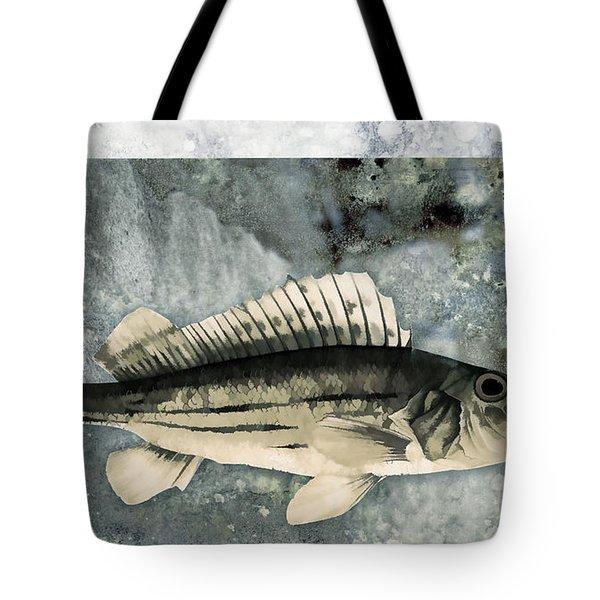 Seaworthy Tote Bag by Carol Leigh