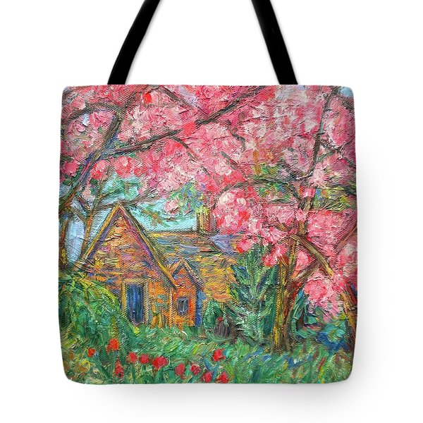 Secluded Home Tote Bag by Kendall Kessler