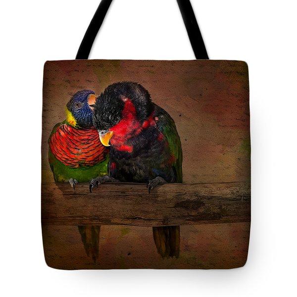 Secrets Tote Bag by Susan Candelario