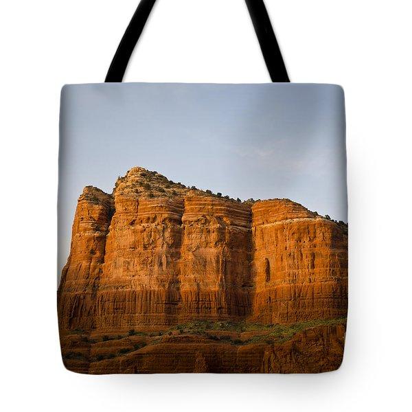 Sedona Landscape VIII Tote Bag by Dave Gordon