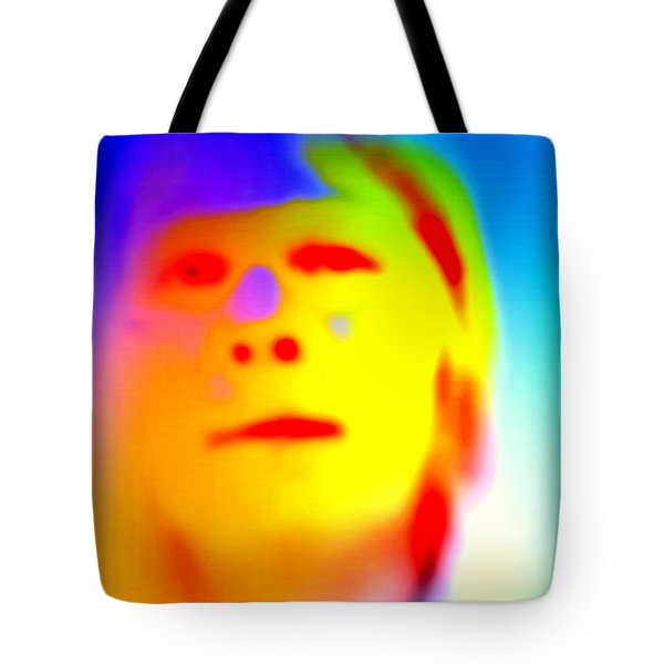 see myself  Tote Bag by Hilde Widerberg