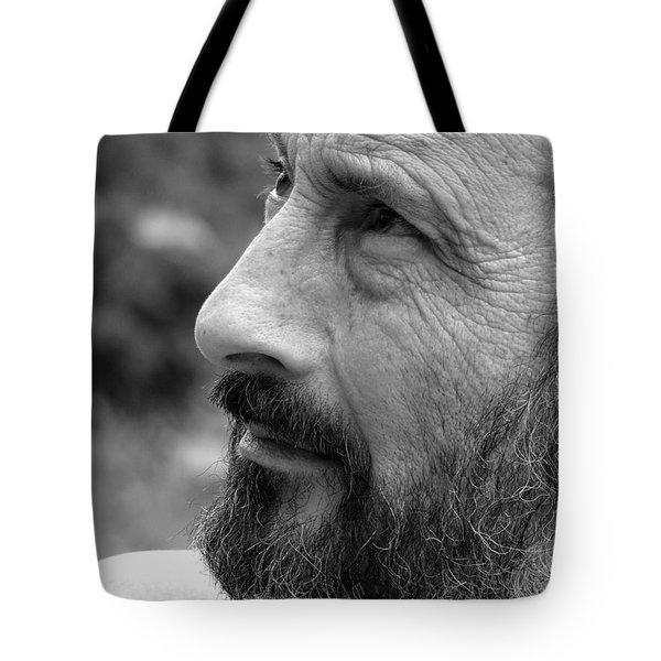 Seeing Into The Future Tote Bag by Rory Sagner