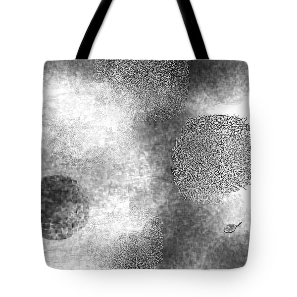 Seeking Definition Tote Bag by Mathilde Vhargon
