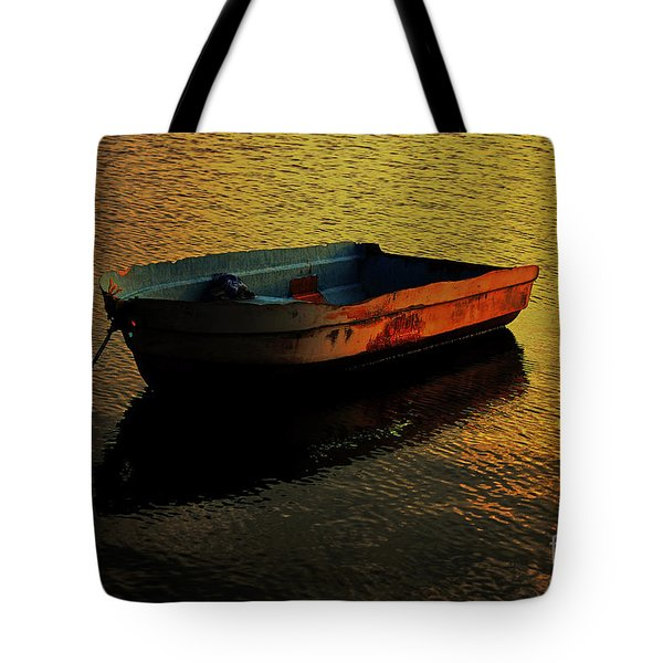 Seen Her Best Days Tote Bag by Olahs Photography