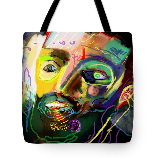 self development 11 Tote Bag by David Baruch Wolk