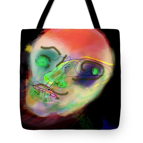 self development 2 Tote Bag by David Baruch Wolk