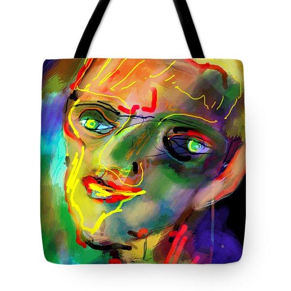 self development 5 Tote Bag by David Baruch Wolk
