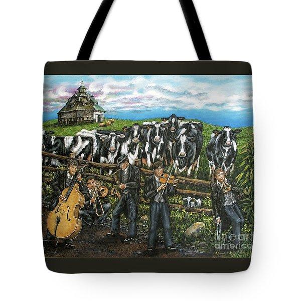 Semi-formal Tote Bag by Linda Simon
