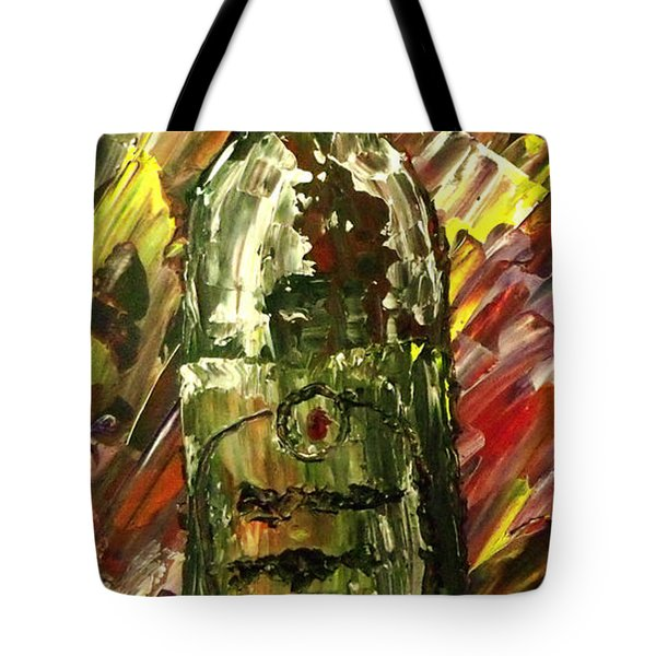 Sensual Explosion Bottle 2 Tote Bag by Mark Moore