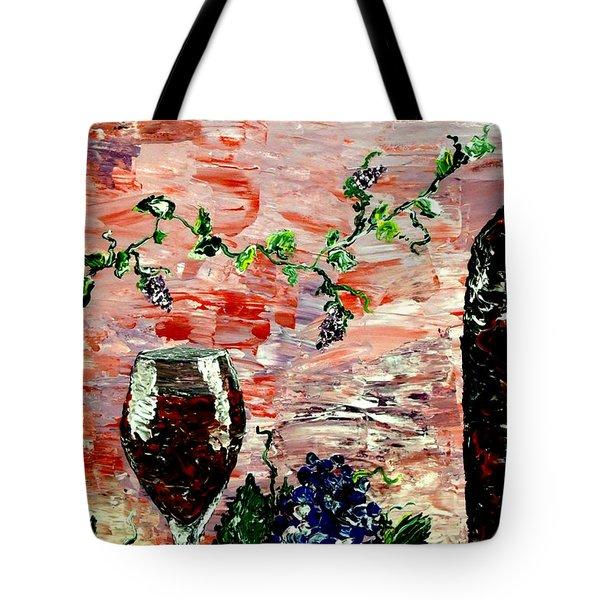 Sensual Persuasion Tote Bag by Mark Moore