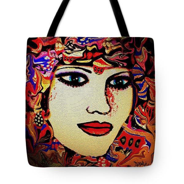 Serena Tote Bag by Natalie Holland