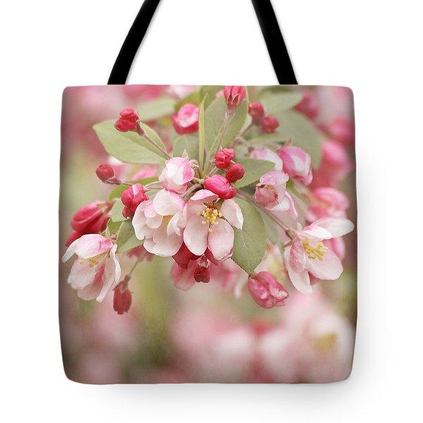Serendipity Tote Bag by Kim Hojnacki