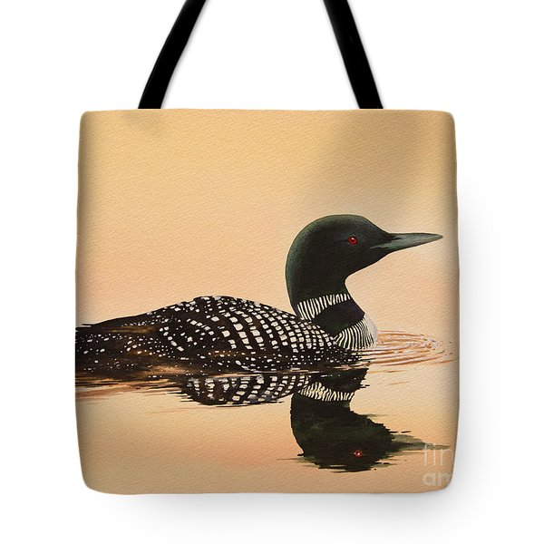 Serene Beauty Tote Bag by James Williamson