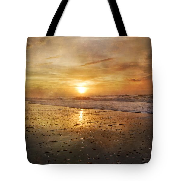 Serene Outlook  Tote Bag by Betsy A  Cutler