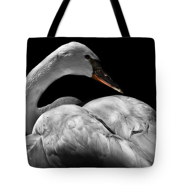 Serenity Tote Bag by Debra and Dave Vanderlaan