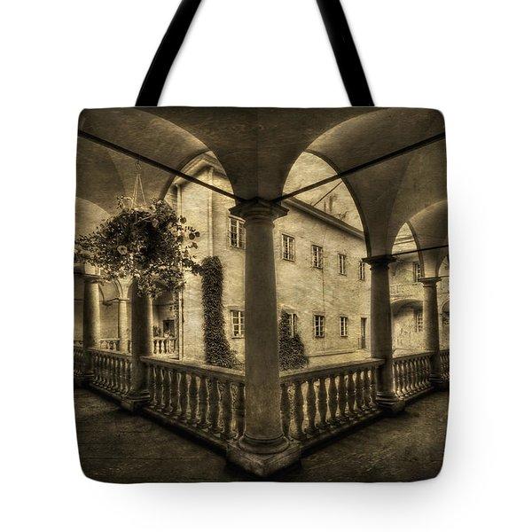 Set Me Free Tote Bag by Evelina Kremsdorf