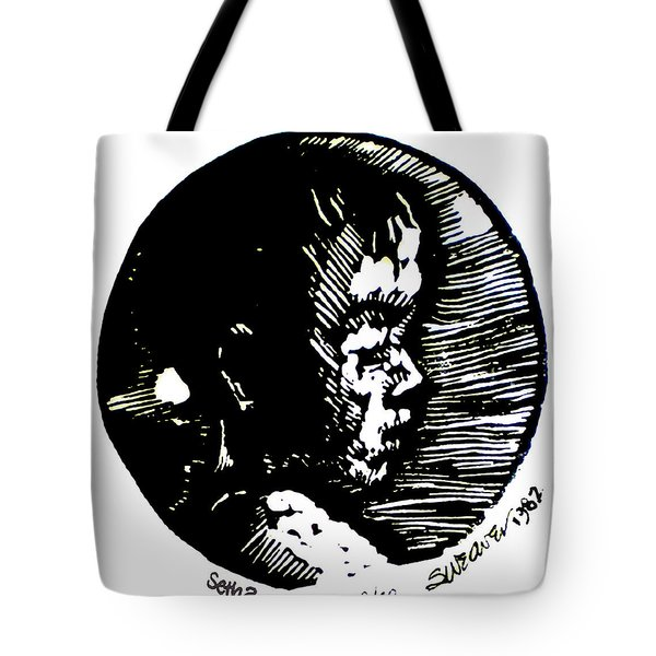 Seth 2 Tote Bag by Seth Weaver