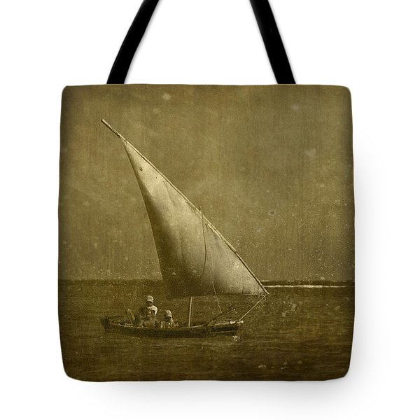 Seven Seas... Tote Bag by Nina Stavlund