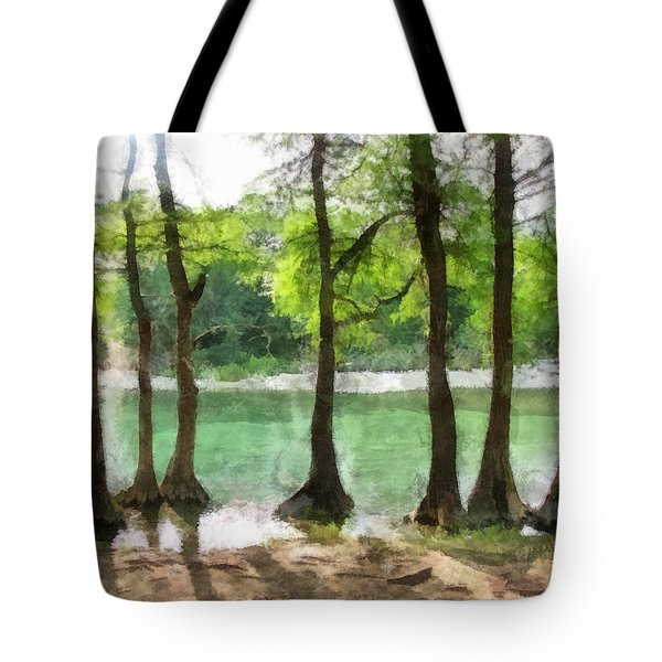 Seven Sisters Tote Bag by Wendy J St Christopher