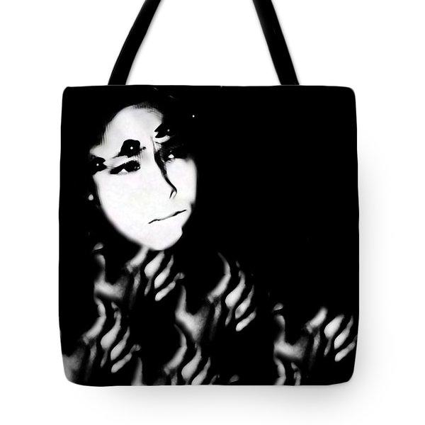 Severe Mental Distress Tote Bag by Jessica Shelton